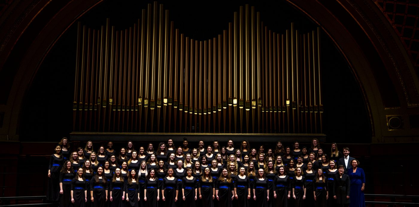 The University of Michigan Women's Glee Club